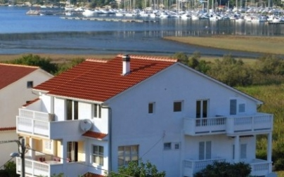 Appartement Franciska, Supetarska Draga (île Rab)